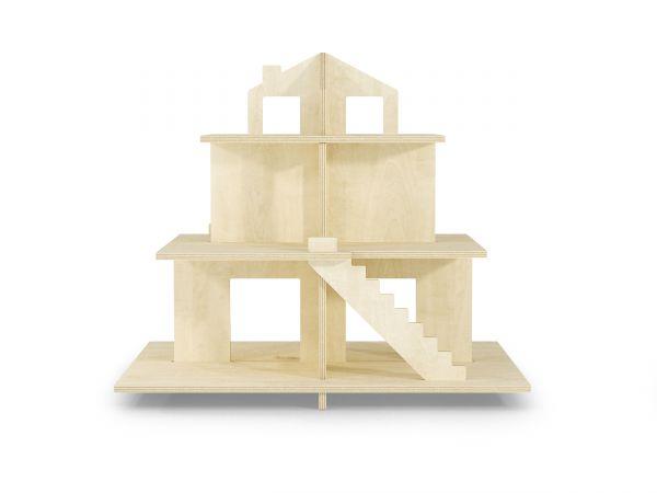 Build_Up-Spielhaus Wohnhaus