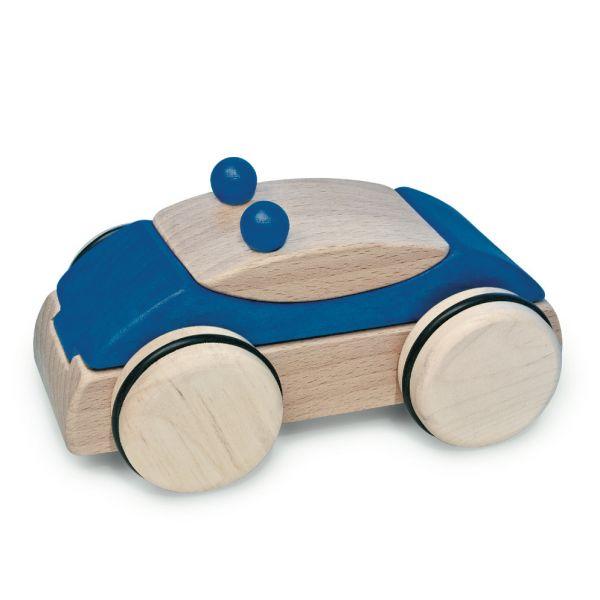PuzzleMobil - Polizei, blau