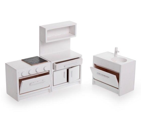 Möbel Set Küche