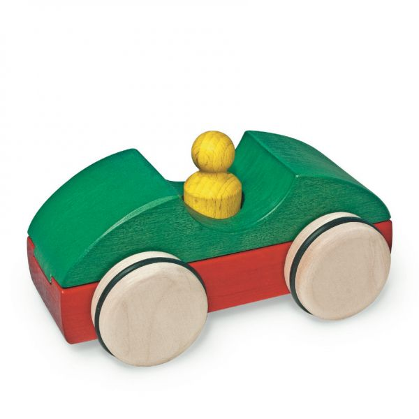 PuzzleMobil - Cabrio bunt, klein