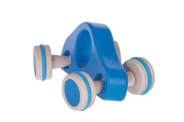 Schiebemobil Lenki klein, blau