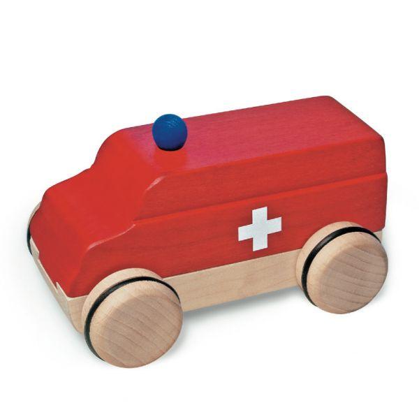 PuzzleMobil - Krankenwagen